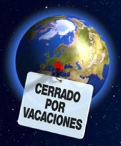 Cerrado por vacaciones un planeta con canas vacaciones thecheapjerseys Images
