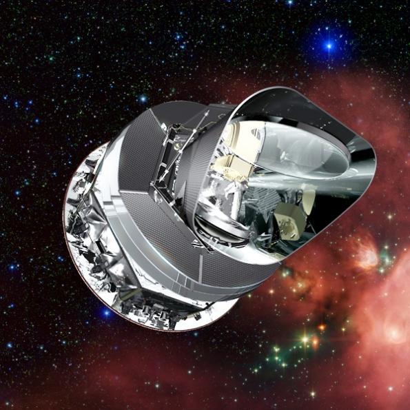 telescopio planck