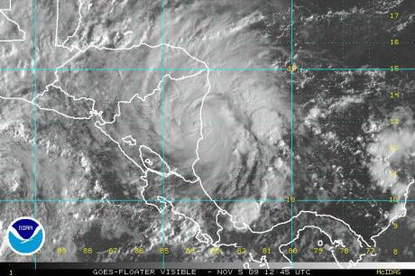 foto huracan Ida