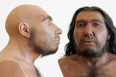 Q Significa Neanderthal geneticas que vemos fuera